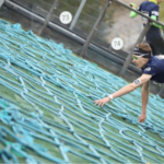 Juho Veikkolainen oli jälleen vauhdissa Lahden suurmäen ylämäkijuoksussa – 16-vuotias akaalainen on pinkonut Nahkialanvuoren kuntoportaat Dmitri Borichevia nopeammin