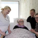 Suomessa on vain kaksi 108-vuotiasta – toinen heistä on Akaan Helvi Härmä