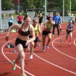 Noora Toivo starttaa 200 metrille Eeles Landströmin nimikkokisoissa sunnuntaina