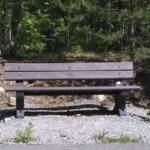 """Kaupungin arvokas puistonpenkki katosi Pätsiniemestä: """"Sitä ei kantamalla kovin pitkälle voi viedä"""""""