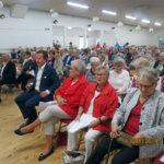 Eläkkeensaajien Pirkanmaan piirin kesäjuhlassa puhuttiin politiikkaa