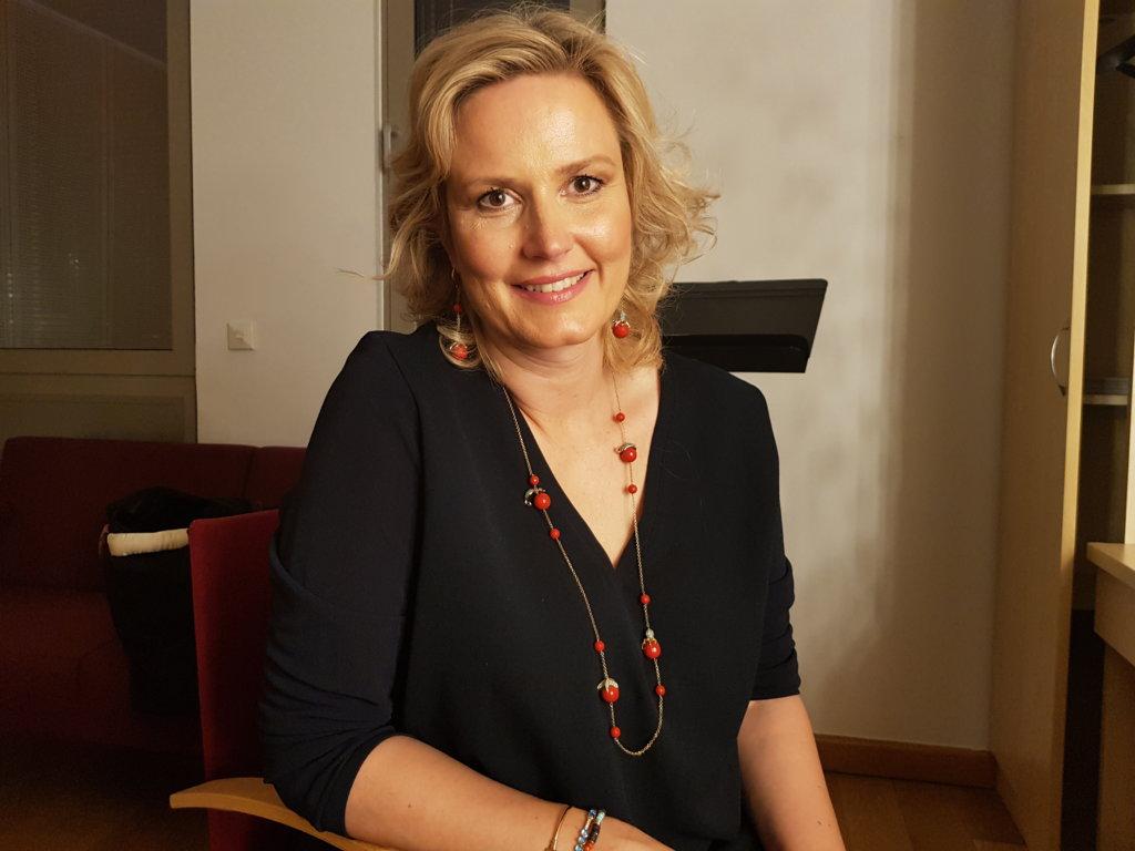 Suomalaissopraano Camilla Nylund debytoi Metropolitan-oopperassa joulukuussa. Hän tekee siellä Richard Straussin Ruusuritarin marsalkataren roolin. (Kuva: Matti Pulkkinen)