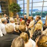 Wagnerseuralaiset ihastuivat Budapestin Wagner-päiviin – Valkyyrian Sieglindena loistanut Camilla Nylund sai suomalaisvieraiden ihot kananlihalle