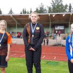 Kaksi akaalaisurheilijaa rikkoi SM-kisarajan – Akaa voitti yleisurheilun seuraottelussa Forssan selvin numeroin