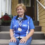 Marja-Leena Valtoselle kaksi mitalia aikuisurheilun SM-kisoista