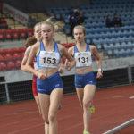 Rasitusvammat selättänyt juoksija Sini Tirri oli PM-kilpailun 3000 metrillä paras suomalainen