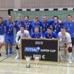 Akaa Futsal aloitti kauden kaatamalla hallitsevan liigamestarin