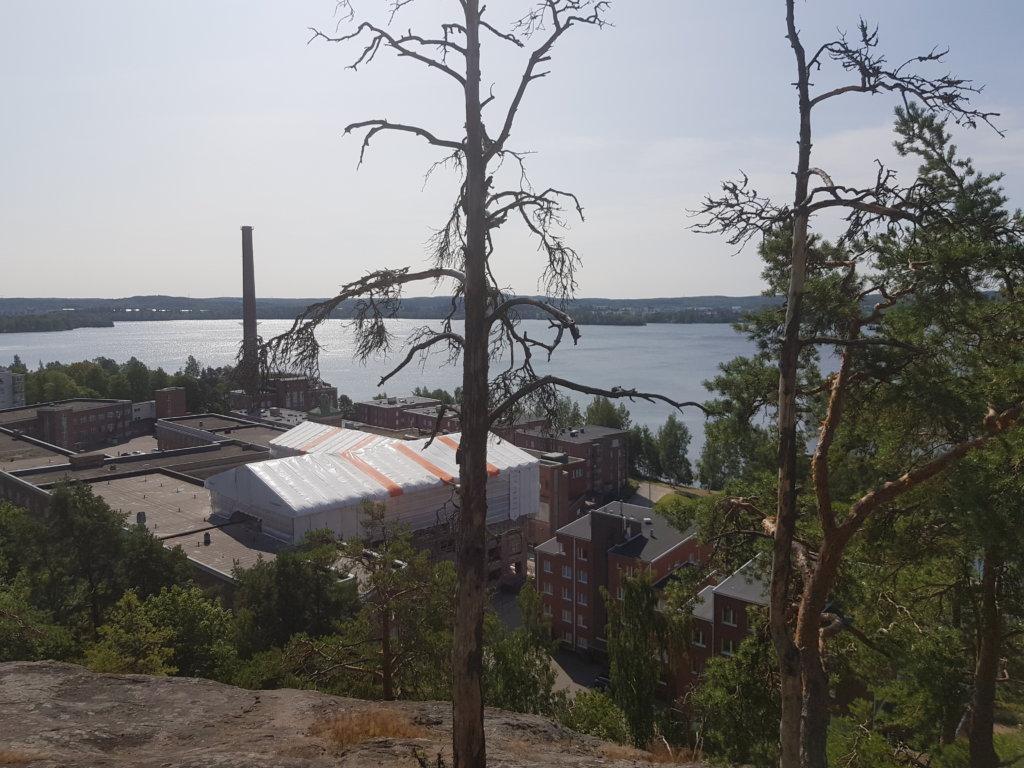 Tampereella ja Pirkanmaalla on paljon saavutuksia, joista pirkanmaalaiset saavat olla kiitollisia. Tampere 2026 - Tehdään tästä nyt numero! on kulttuuripääkaupunkihaun iskulause. (Kuva: Matti Pulkkinen)