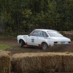 Akaalaiskuski Pasi Koskinen piti paikkansa nuottisarjan johdossa Urjalan Historic Rallyssa
