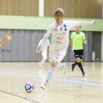Akaa Futsal tylytti Mad Maxia ja FC Raumaa