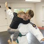 TNS-Judo kutsuu perhejudoon