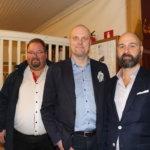 Pohjoismaalaiset vieraat yllättyivät Viialan työväentalolla − valssi soi salissa keskellä päivää
