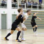 Akaa Futsalin harjoitusottelun viime minuuteilla koettiin ennennäkemätön sirkus