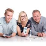 2020-luvun pirkanmaalainen mediatalo on yhtä yllätyksellinen kuin muinainen A. & P. Sirénin Hedelmä-, Herkku- ja Siirtomaatavarainkauppa – monikanavaisuus digi- ja paperisisältöineen kiehtoo kustantajia Olli, Milla ja Hannes Siréniä