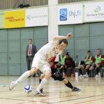 Akaa Futsal murskasi Liikunnan Riemun