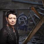 Akaalaiskirjailija kertoo virolaisista kummituksista Akaan pääkirjastossa