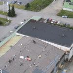 Toijala Worksin katto syttyi tuleen – Työntekijät onnistuivat sammutuksessa