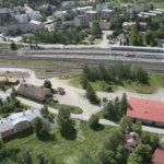 Akaa osti valtiolta lisää aitiopaikkaa euron neliöhinnalla – Autot väistyvät polkupyörien tieltä, ja seuraavaksi kohennetaan Viialan aseman parkkipaikkoja
