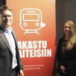 """""""Saataisiin lisäkapasiteettia myös väliasemille"""" – VR:n mielestä Tampere–Helsinki-välin kolmannella raiteella olisi suuremmat vaikutukset kuin tunnin junalla, joka vaatii täysin uuden ratalinjauksen"""