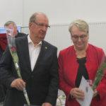 Toijalan Eläkkeensaajat sai kaksi uutta kunniajäsentä