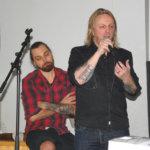 Viialan Kulttuuriklubi tuo Akaaseen Viva la Viiala -festivaalin ja Hard Rock Masters -bändikisan – Ensimmäinen tapahtuma on Riku Suokkaan ja Johanna Tohnin stand up -esitys