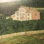 Voipaalan kartanon omistajat pelkäsivät 1800-luvulla korkean päärakennuksen kaatuvan tuulella – Uusi talo tuhoutui tulipalossa