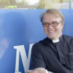 Akaan seurakunnan kappalainen Tero Kuparinen hakee hevospitäjän kirkkoherraksi
