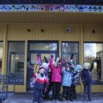 Kylmäkosken koulu sai 36 pingviiniä