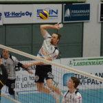 Akaa-Volley teki historiaa ottamalla ensimmäisen liigavoittonsa Hurrikaanista