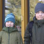 Pääministeri yllätti Sampo Väisäsen ja Valtteri Rupposen – Kylmäkosken koulussa parasta on liikuntasali