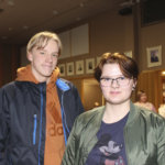 Nuorisovaltuuston edustajat osallistuivat ensimmäistä kertaa valtuuston kokoukseen – Tearra Carney toivoo uuden koulun tuovan Viialaan lisää asukkaita