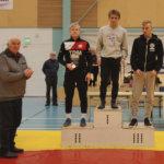 Eemeli Rautanen voitti hopeaa Mannin-matseissa – Painilegenda Keijo Manni jakoi itse palkinnot