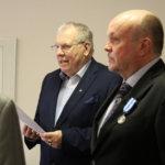 Sotaveteraaniyhdistys siirtyy perinneaikaan Toijalassa – Leevi Ahonen sai Suomen Sotaveteraaniliiton ansiomitalin