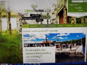 Kymmenen vuoden ikäinen Vihreä Sydän -maaseutu- ja lähimatkailuyrittäjien yhteisö on tullut tiensä päähän. Vihreä Sydän Matkailuyrittäjät ry:n toiminta lopetettiin torstaisessa kokouksessa.