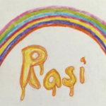 Sateenkaari tarkoittaa, että paikka on kaiken näkoisille ja värisille. Laitoin hunajaa koska Akaa on hunajakaupunki