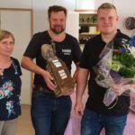 """Vuoden 2020 Tahto-patsas myönnettiin kauppias Niko Nylundille – """"Tuntuu erityisen hyvältä saada tunnustus tänä keväänä"""""""