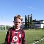 Pete Heikkinen teki Akaan jalkapallokauden ensimmäisen maalin