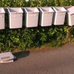 Postilaatikoista revittiin kansia Kaartotiellä Toijalassa