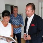 Kaupunginjohtaja Antti Peltola on Akaan Karjalaseuran Vuoden virvottava