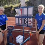 Toijalan Vauhdit tytöt voittivat kaksi mitalia Naantalin SM-kilpailuista