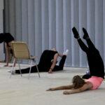 Rytmiset voimistelijat harjoittelevat jopa kuusi kertaa viikossa – Keväällä ToVoLin voimistelijoiden motivaatiota pidettiin yllä etäharjoittelun avulla