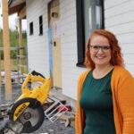 """Pohjosen perheen toinen omakotitalo nousee Hukarin uudelle alueelle – """"Suunniteltiin hyvin käytännönläheiseksi"""""""