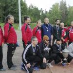 Kylmäkosken Kyykälle SM-hopeaa joukkuekilpailussa – Neljä tuntia kestänyt turnaus koetteli pelivirettä