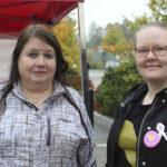 Akaan Vasemmistoliiton ensimmäiset kuntavaaliehdokkaat esittäytyivät Viialan torilla – Konkari uskoo puolueen tuplaavan viime vaalien paikkamäärän