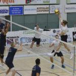 Akaa-Volley nousi jälleen sarjakärkeen – Raision Loimu kaatui puhtaasti 3–0