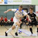 Akaa Futsal sai kovan vastuksen Mestarien Liigassa – Leijonapaidat matkustavat Tsekkiin marraskuussa
