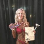 Susan Hakala sijoittui kärkikolmikkoon fitnesslajien MM-kilpailuissa Espanjassa – Akaalaisen kausi sai täydellisen päätöksen