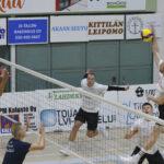 Sarjakärki Savo Volley ei antanut Akaa-Volleylle mahdollisuuksia