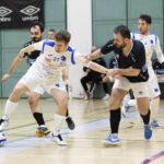 Akaa Futsal nousi tappioasemasta voittoon kotikentällään – SoVon avausmaali syntyi, kun syöttö kimposi epäonnisesti Akaan pelaajasta omaan verkkoon