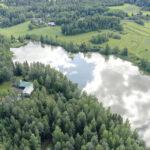 Heinälahdella parannetaan järven happitilannetta – Jää voi ilmastinlaitteen lähellä olla heikkoa